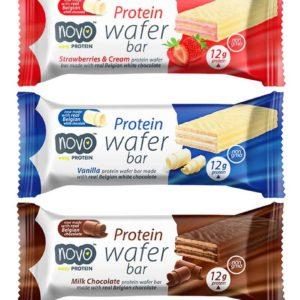 Protein Wafer 38 g - NOVO