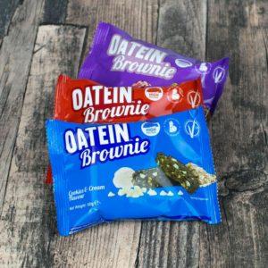 Proteinová sušenka Oatein Brownie 60 g - Oatein