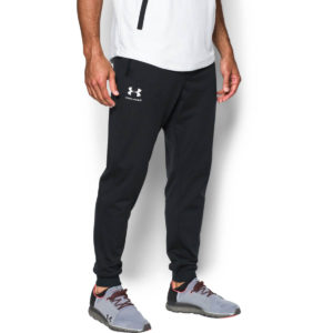 Tepláky Sportstyle Tricot Jogger Black - Under Armour