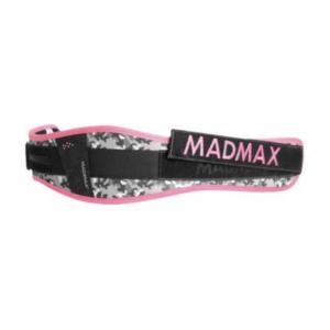 Dámský fitness opasek WMN Conform Pink - MADMAX