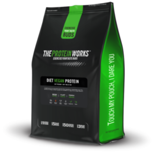 Diet Vegan protein - The Protein Works