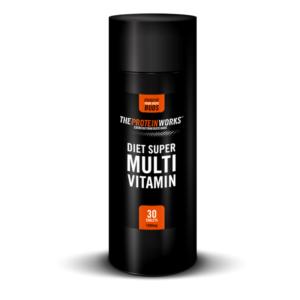 Diet super multivitamín - The Protein Works