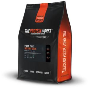 Instantní ovesná kaše - The Protein Works