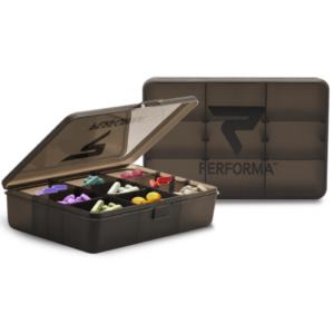 Krabička na tablety a vitamíny Chest Pill Container - Performa