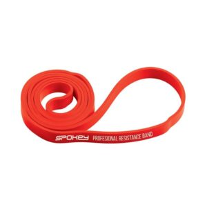 Posilovací guma Cross band POWER II 15-23 kg Red - Spokey