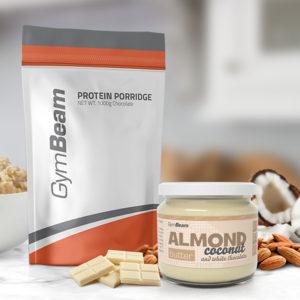Protein Porridge 1000 g - GymBeam + dárek