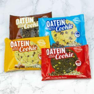 Proteinová sušenka Oats & Protein Cookie - Oatein