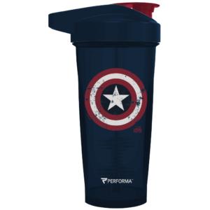Šejkr Captain America 800 ml - Performa