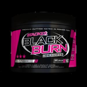Spalovač tuků Black Burn Micronized - Stacker2