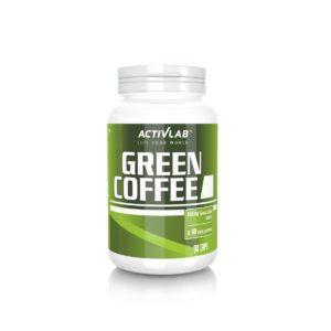 Spalovač tuků Green Coffee 90 kaps - Activlab