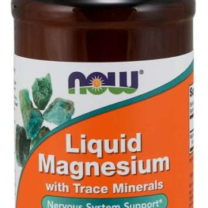 Tekuté Magnézium - NOW Foods