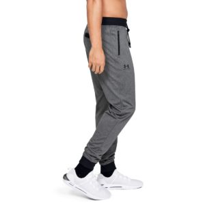 Tepláky Sportstyle Tricot Jogger Grey - Under Armour