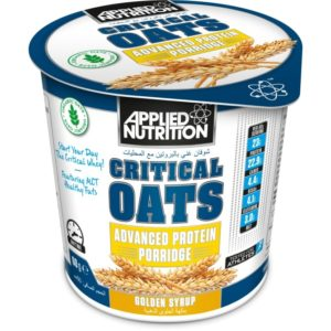 Critical Oats 60 g - Applied Nutrition