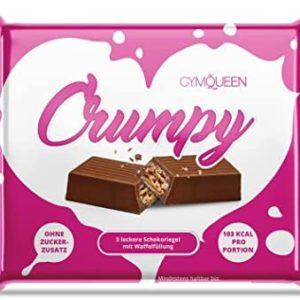 Crumpy Choco Wafer - GYMQUEEN