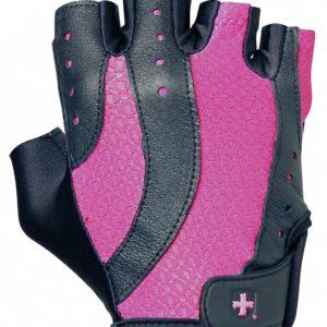 Dámské fitness rukavice Pro Pink - Harbinger