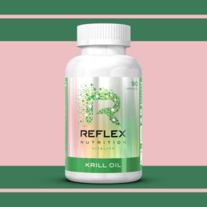 Krilový olej - Reflex Nutrition