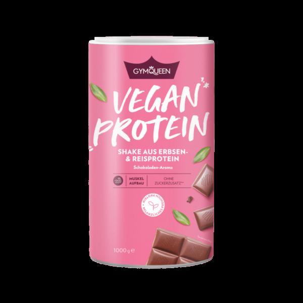 Vegan Protein - GYMQUEEN