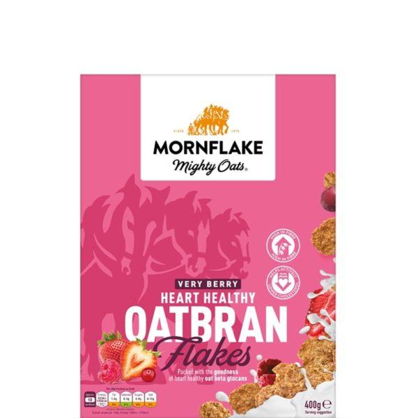 Zdravé ovesné vločky Very Berry Heart - Mornflake