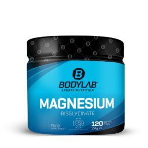 Magnesium Bisglycinate 120 kaps. - Bodylab24