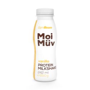 MoiMüv Protein Milkshake 242 ml vanilka - GymBeam