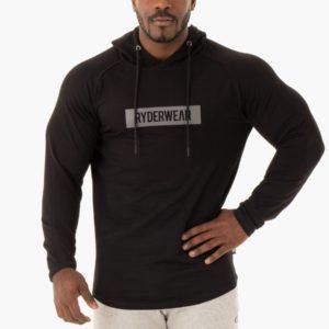 Pánská mikina Base Black XL - Ryderwear