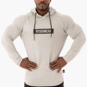 Pánská mikina Base Grey XL - Ryderwear