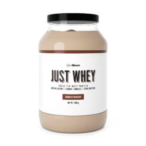 Protein Just Whey 2000 g slaný karamel - GymBeam