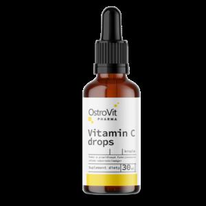 Vitamin C drops 30 ml - OstroVit