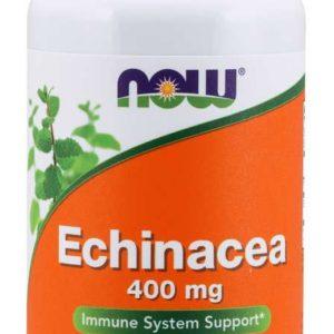 Echinacea 400 mg 250 kaps. - NOW Foods