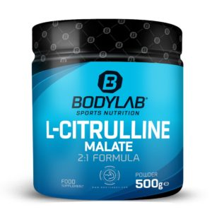 L-Citrulin malát 500 g - Bodylab24
