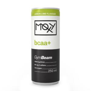 Moxy bcaa+ Energy Drink 250 ml citrón limetka - GymBeam