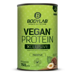 Vegan Protein XCLUSIVE Line 750 g vanilka - Bodylab24
