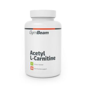 Acetyl L-karnitin 90 kaps. - GymBeam