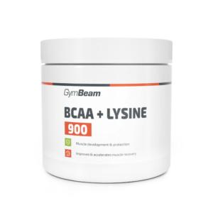 BCAA + Lysin 900 300 tab. - GymBeam