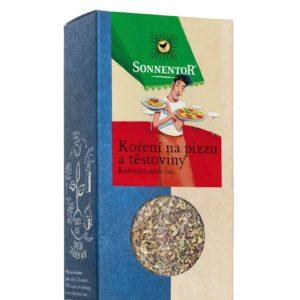 BIO Koření na pizzu a těstoviny 25 g - Sonnentor