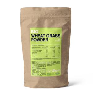 BIO Pšeničná tráva v prášku 200 g - GymBeam