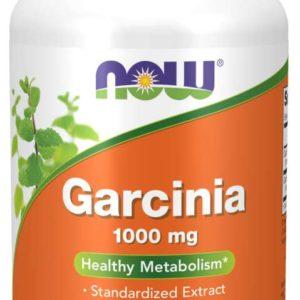 Garcinia 1000 mg 120 tab. - NOW Foods