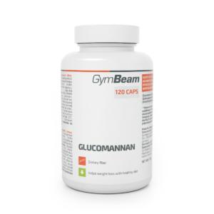 Glukomanan 120 tab. - GymBeam