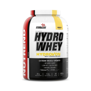 Protein Hydro Whey 1600 g vanilka - Nutrend