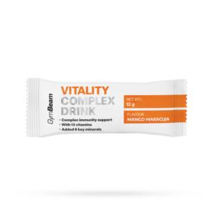 Vzorek Vitality Complex Drink 12 g mango marakuja - GymBeam