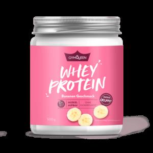 Whey Protein 500 g cinnamon rice pudding - GYMQUEEN