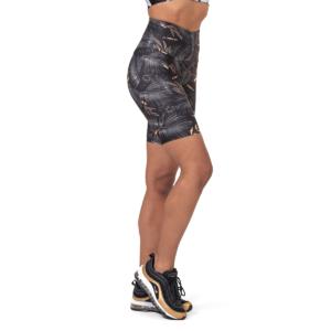 Dámské šortky Biker Active black M - NEBBIA