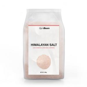 Růžová Himalájská sůl - jemná 500 g - GymBeam