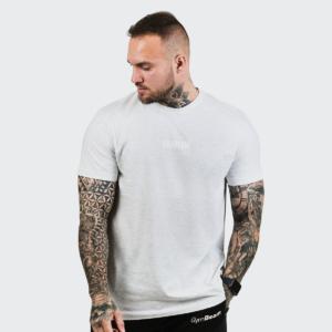 Tričko FIT Grey XXL - GymBeam