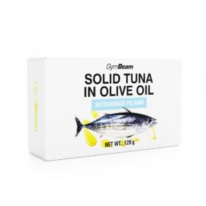 Tuňák v olivovém oleji 120 g - GymBeam