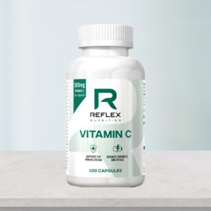Vitamín C 100 kaps. - Reflex Nutrition